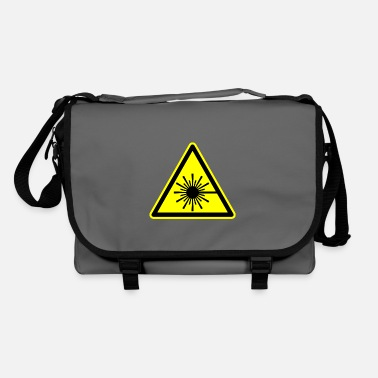 Laser laser - Shoulder Bag