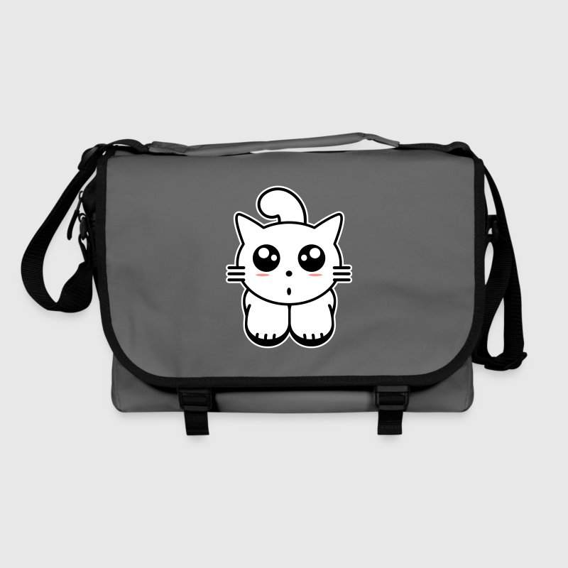 Kitty cat anime - Shoulder Bag