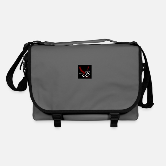 Young Bags & Backpacks - Young rich - Shoulder Bag graphite/black