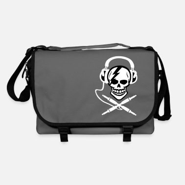 Dubstep &amp Pirate music, pirate music piracy Headphones - Shoulder Bag