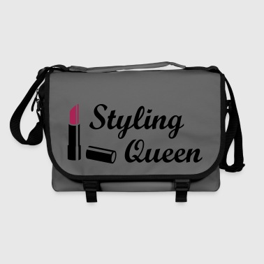 Styling Queen  Style Fashion Lipstick - Shoulder Bag