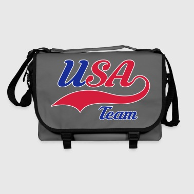 USA team 04 - Sac à bandoulière