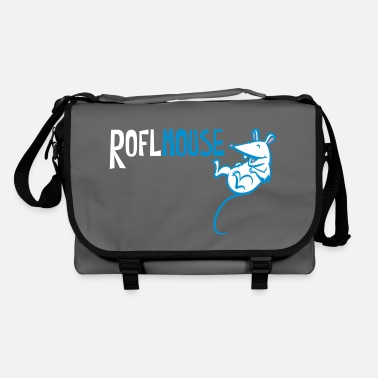 Acronym ROFL Mouse - Shoulder Bag