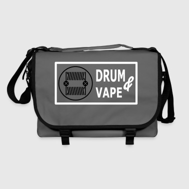 Bass DRUM N VAPE - Shoulder Bag