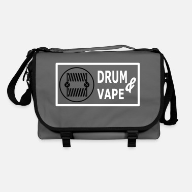 Drum N Bass DRUM N VAPE - Shoulder Bag