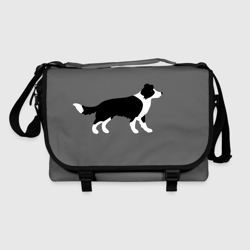 Border Collie  - Shoulder Bag
