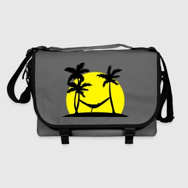Hammock in Paradise - Shoulder Bag