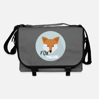 Officialbrands Camiseta Fox Mulder - Bandolera