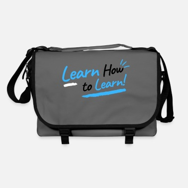 Learn Learn how to learn - Shoulder Bag