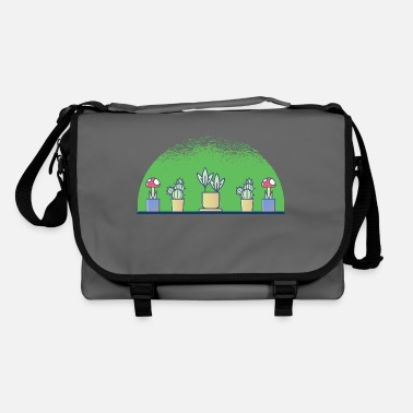 Plant plants - Shoulder Bag