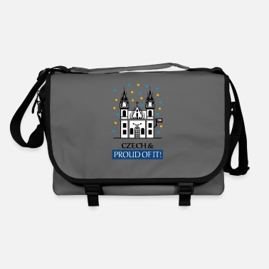 Proud Czech Czech and Proud Of It - Shoulder Bag