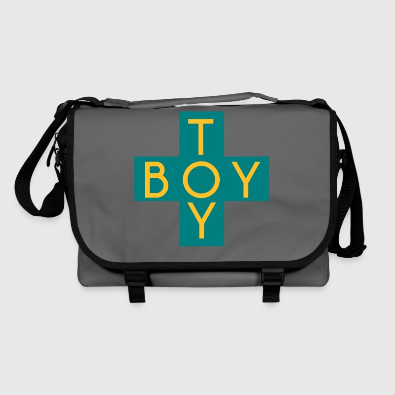 toy boy - young lovers - partners - love affair - Shoulder Bag