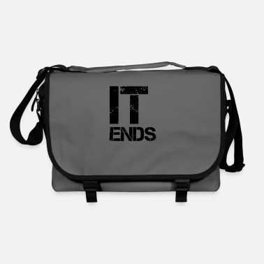 End it ends - Shoulder Bag