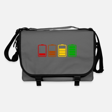 Battery Battery / battery - Shoulder Bag