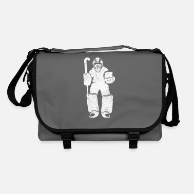 Goalkeeper knows - Shoulder Bag