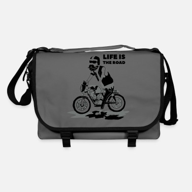Biker Biker - Shoulder Bag