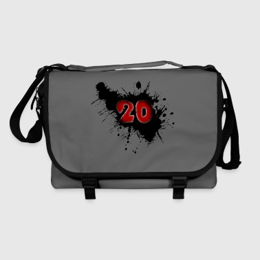 Date of birth 20 years - Shoulder Bag