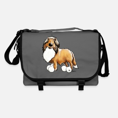 Rough Collie - Rough Collie - Rough - Shoulder Bag