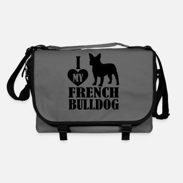 French Bulldog - Shoulder Bag
