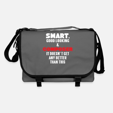 Composer Composer - Smart, good looking and Composer. - Shoulder Bag