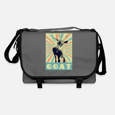 Goat Goat retro - Shoulder Bag