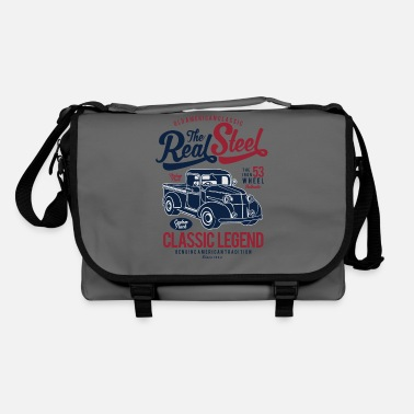 Vintage The Real Steel Vintage Truck - Shoulder Bag
