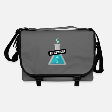 Science-teacher Science Teacher Science Chemistry Biology - Shoulder Bag