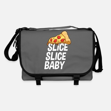 Slice slice baby pizza pizza piece gift - Shoulder Bag