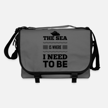 Cruise Ship Cruise cruise ship - Shoulder Bag