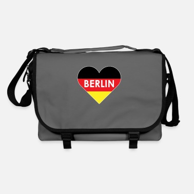 Gdr Berlin - Shoulder Bag