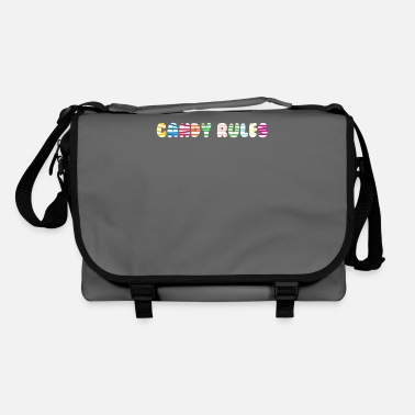 Candy Candy Rules Candy Lolli Candy - Shoulder Bag