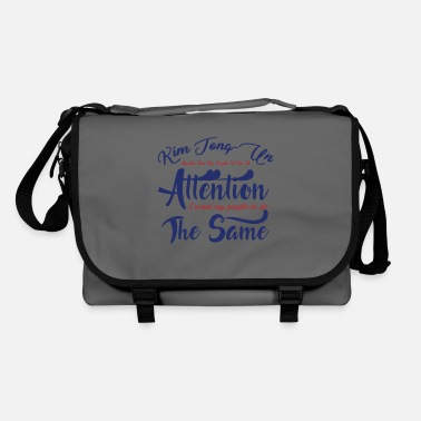 Politics Attention - Shoulder Bag