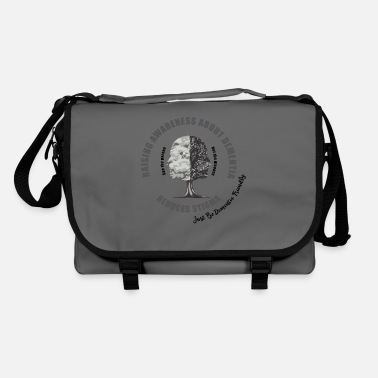 Mixed Dementia Reducing the Stigma of Dementia - Shoulder Bag