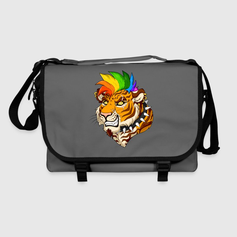 Punk Tiger - Shoulder Bag