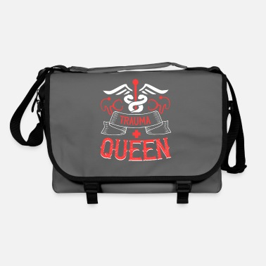 Staff Trauma Nurse Trauma Queen - Shoulder Bag