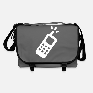Phone Call mobile phone network phone call - Shoulder Bag