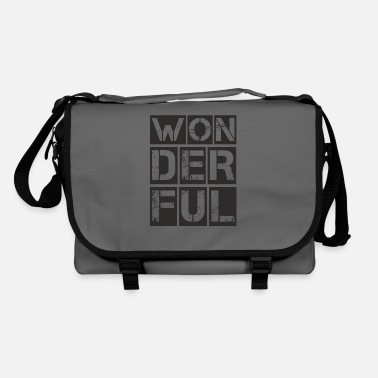 Wonderful Wonderful, Wonderful, Unique - Shoulder Bag