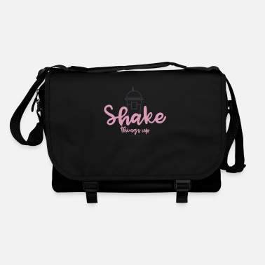 Starbucks Shake Milkshake Coffee Starbucks - Shoulder Bag