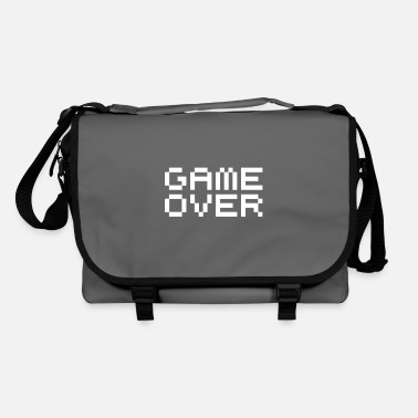 Game Over Game over / game over pixels - Sac à bandoulière
