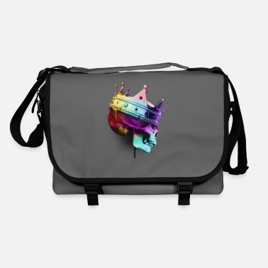 Deadhead King DEADHEAD SKULL KING - Shoulder Bag