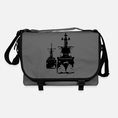 Navy NAVY ship - Schoudertas