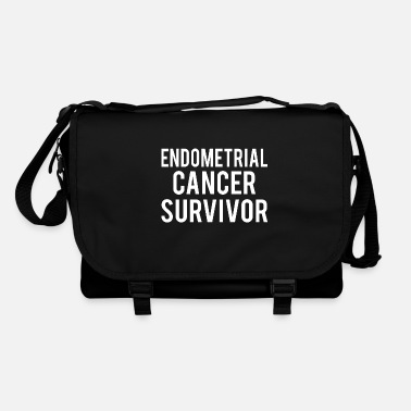 Endometrial Cancer Survivor Endometrial Cancer: Endometrial Cancer Survivor - Shoulder Bag