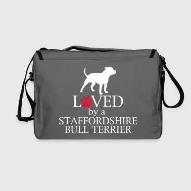Loved Staffordshire Bull Terrier - Tracolla