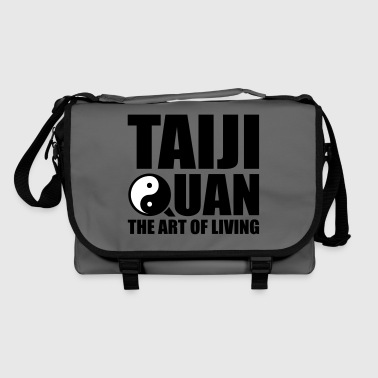 Taiji Quan  Yin Yang  Tai Chi - Shoulder Bag