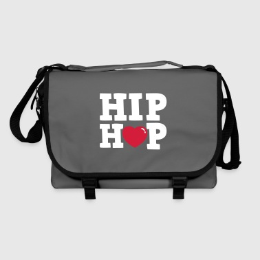 I heart Hip Hop - Schoudertas