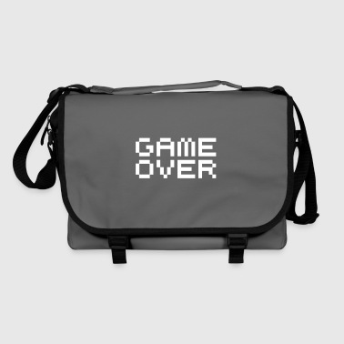 Game over / game over pixels - Torba na ramię