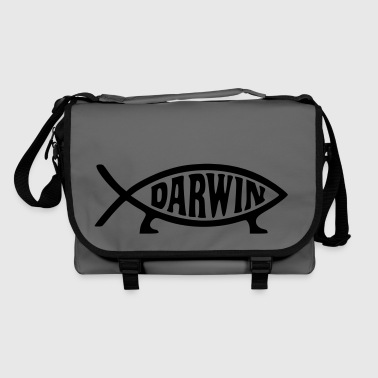 Darwin fish - Shoulder Bag