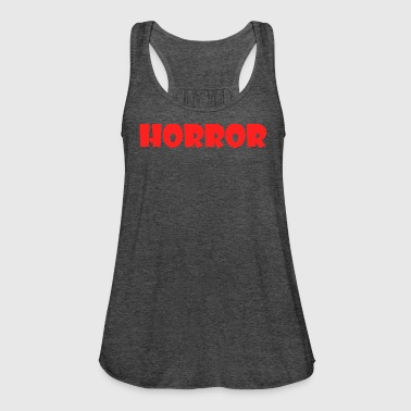 Horror horror - Women's Tank Top by Bella
