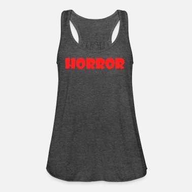 Horror Film horror - Women's Tank Top by Bella