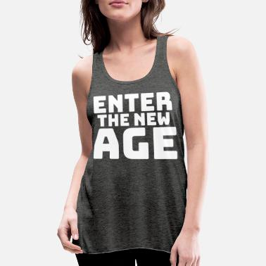 New Age the new age - Frauen Flowy Tanktop